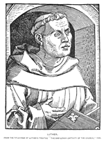 Martin Luther in 1520