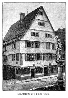 Melanchthon's Birthplace